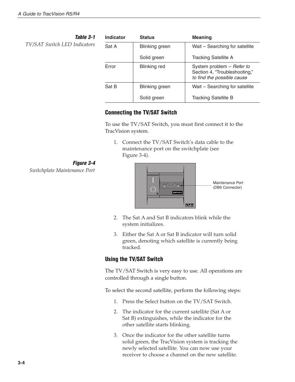 kvh industries tracvision r4 user manual page 42 65 also for rh manualsdir com