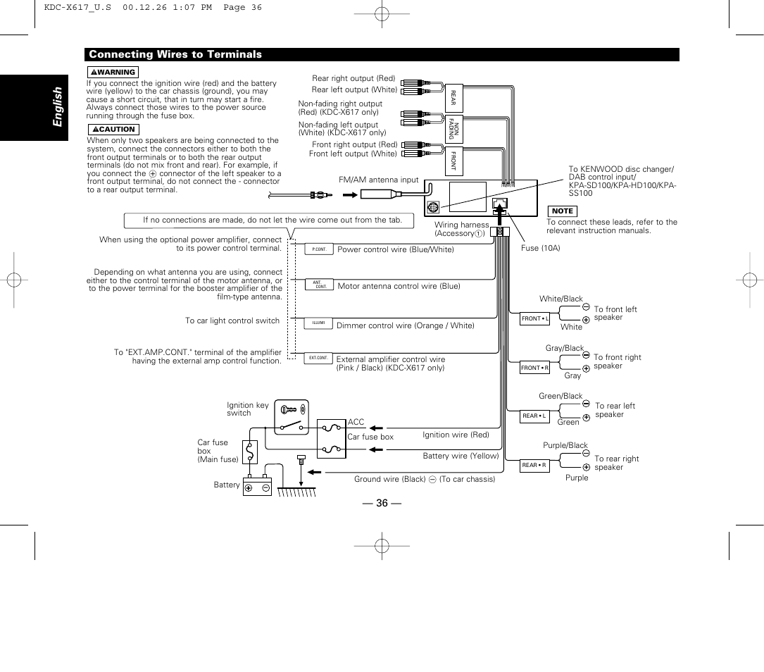 wiring diagram for kenwood kvt 512 moreover car kenwood wiring harness colors wiring diagram