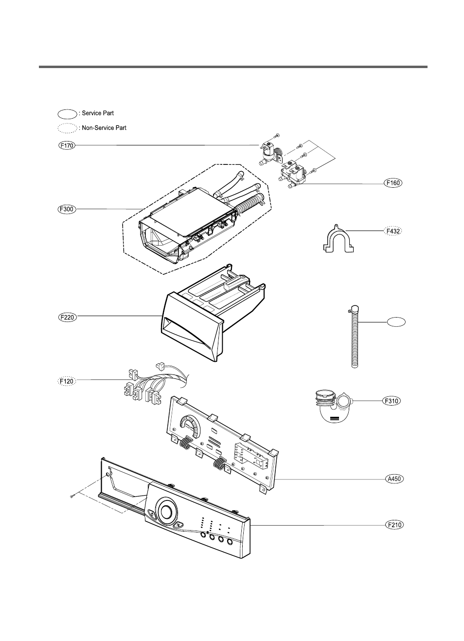 LG WD(M)-80130F User Manual | Page 34 / 36