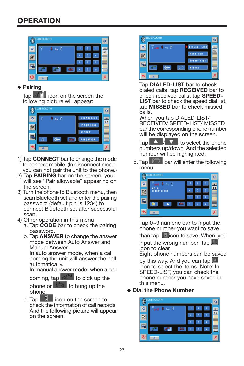 operation lanzar car audio sdbt75nu user manual page 26 29 rh manualsdir com Lanzar SD75MU Lanzar Speakers