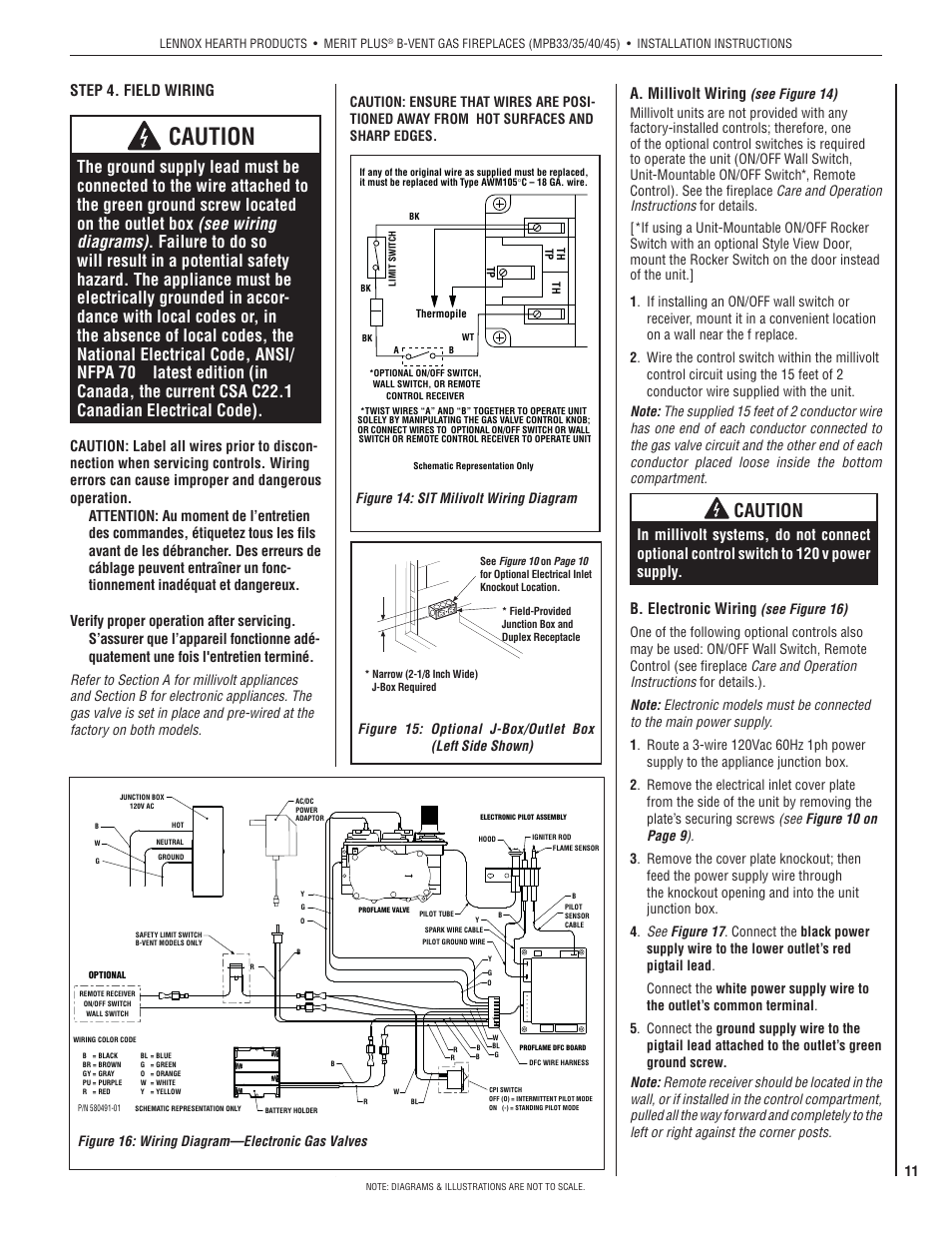 Comfortable Lennox Wiring Schematic Contemporary - Everything You ...