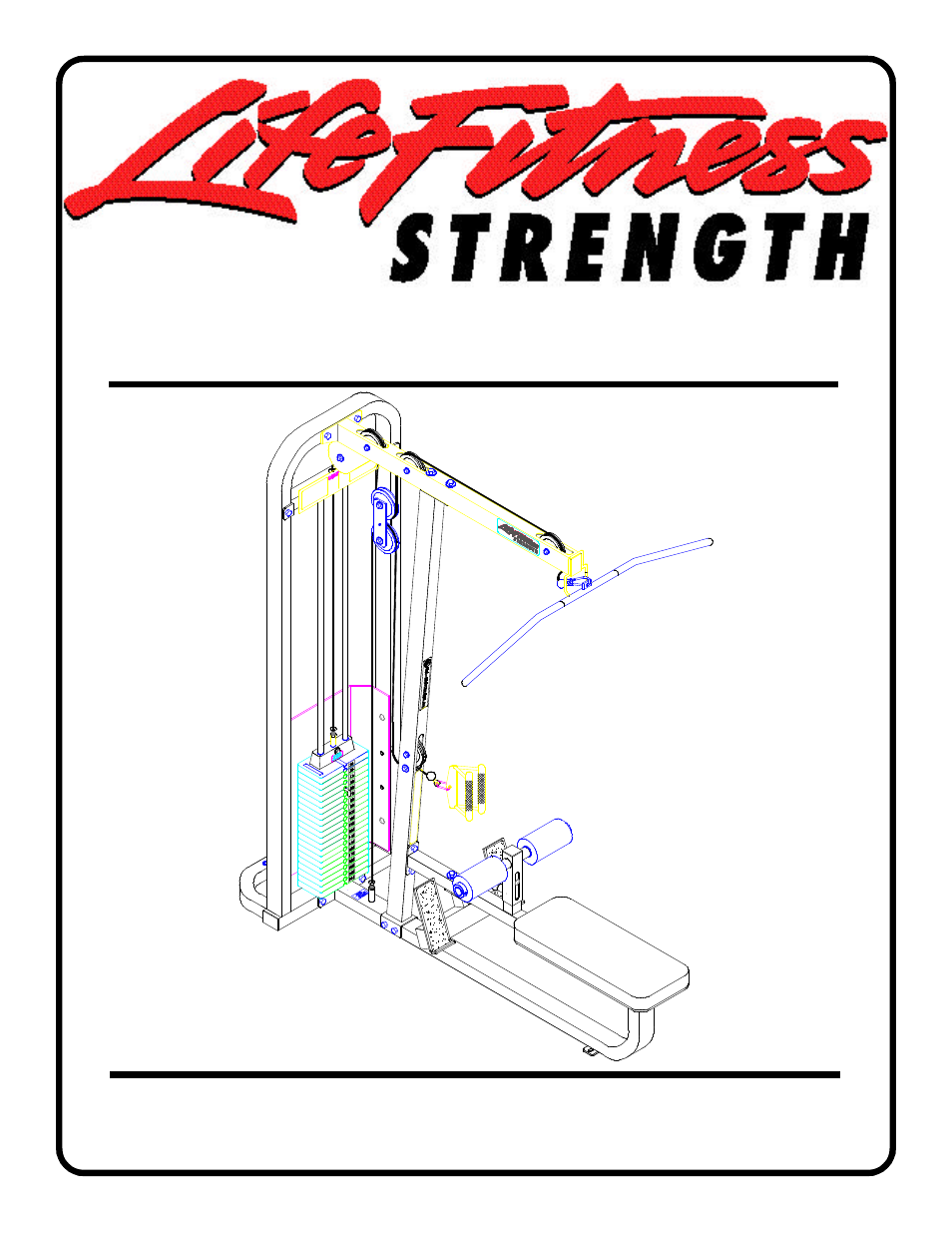 Jd 8210 Manual Also Case 446 Tractor Wiring Diagram On Exmark Electrical Tm2024 Repair Array Life Fitness Lat Pulldown Low Row User 16 Pages Rh Manualsdir