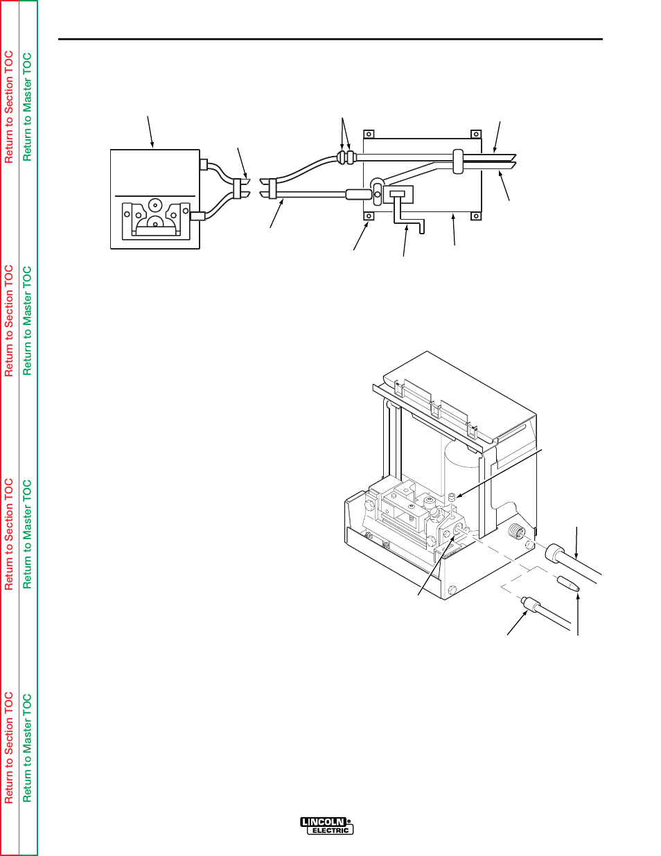 Installation Lincoln Electric Ln 8 Svm132 A User Manual Page 22 Polarized Plug Wiring Diagram
