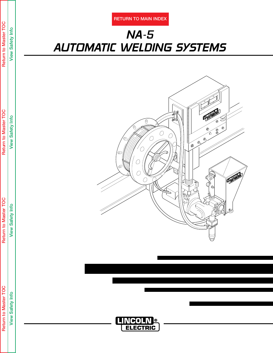 Page Of Lincoln Electric Welder Svm C User Guide Ln 25