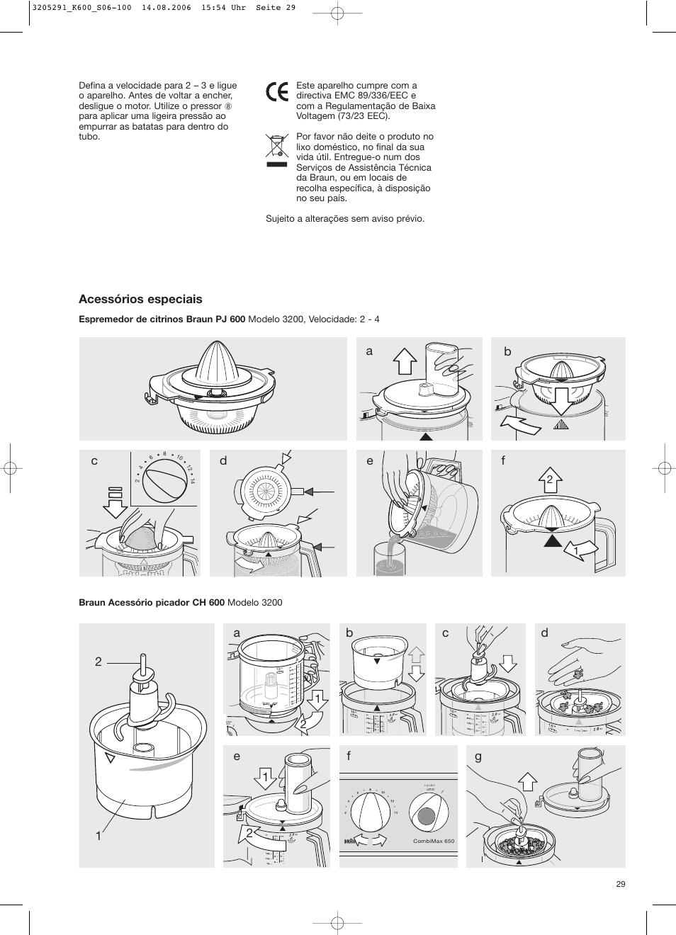 Braun User Manual Data Wiring Diagrams