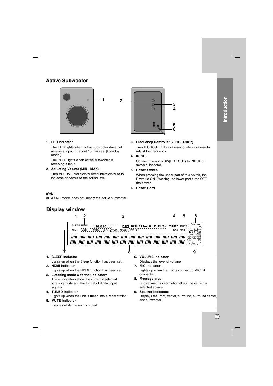 display window active subwoofer introduction lg ar702ts user rh manualsdir com LG Cell Phone Manuals LG Flip Phone Manual