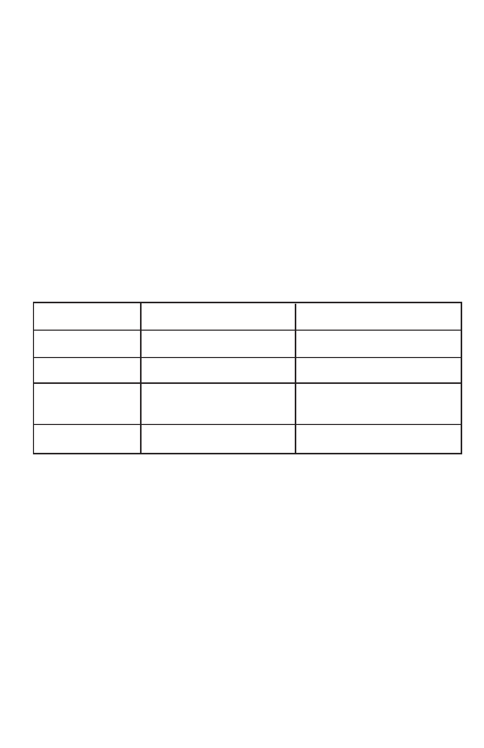 Troubleshooting operation, Specifications | Lightning Audio LA1.300.2 User  Manual | Page 8 /