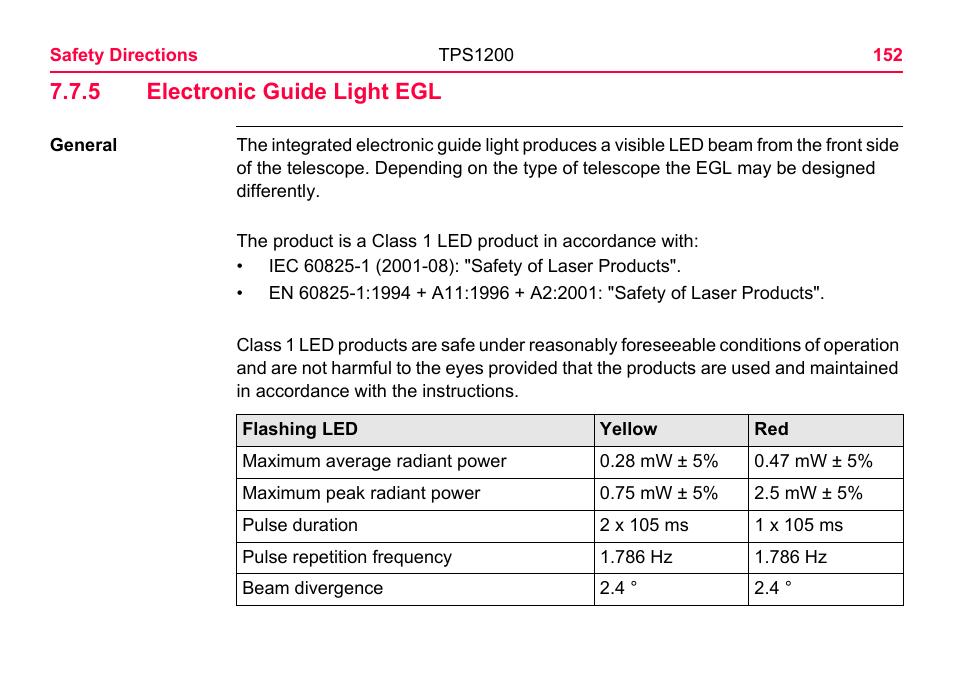 5 electronic guide light egl, Electronic guide light egl | LEICA