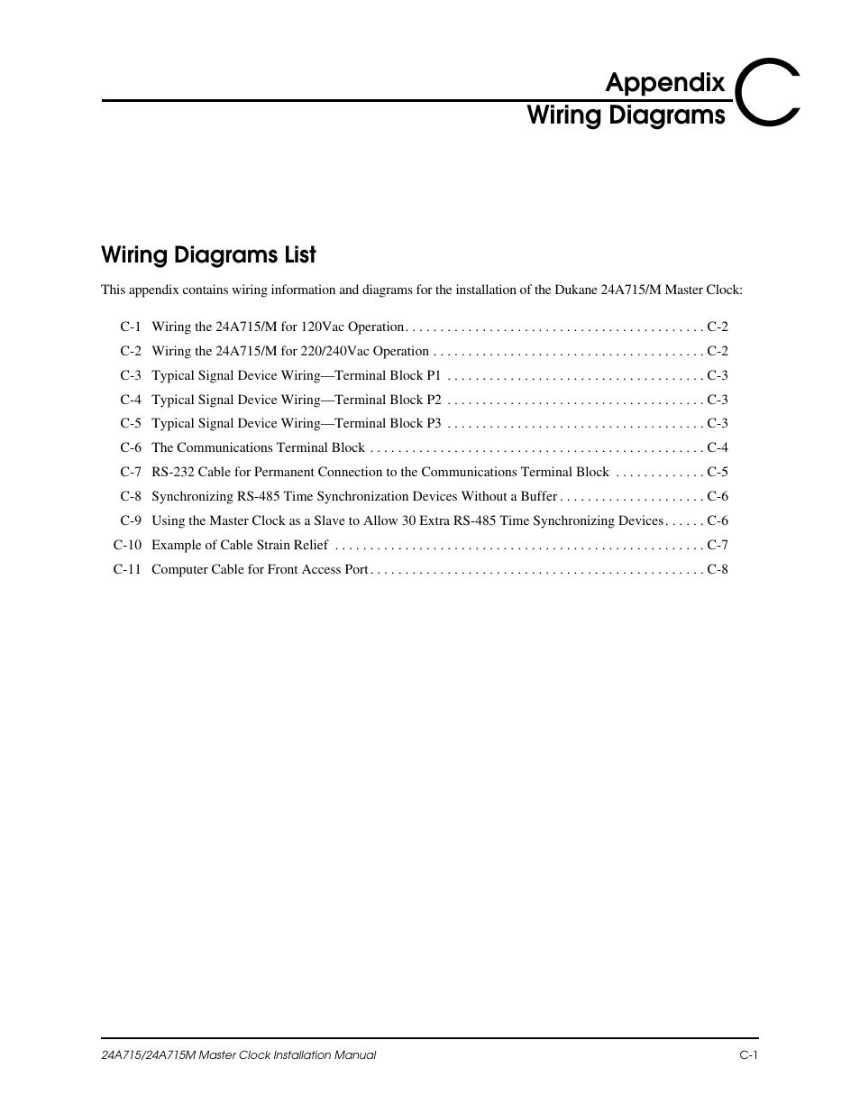 dukane wiring diagram wiring libraryappendix wiring diagrams lathem dukane 24a715 user manual page 75 86