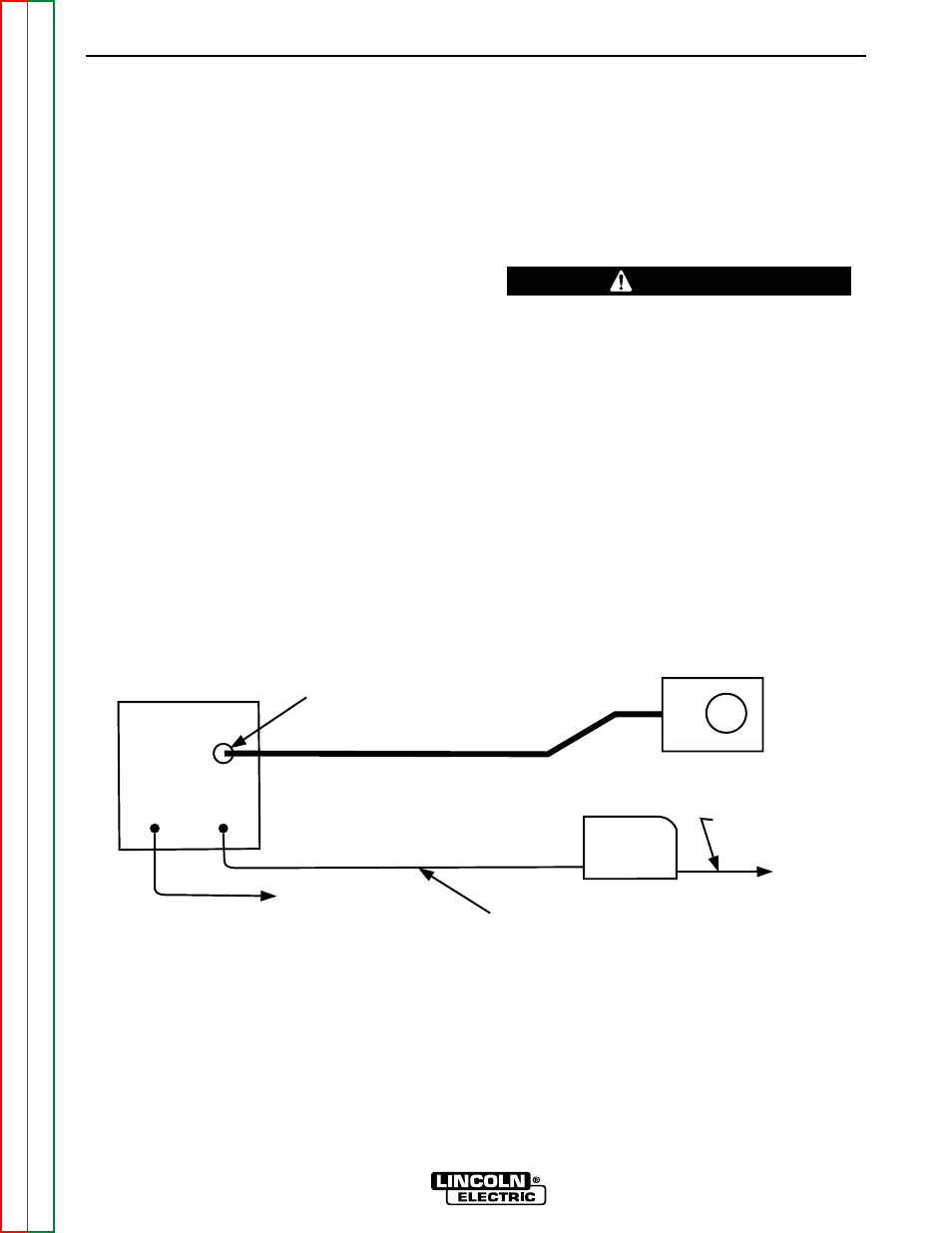 Accessories Caution Lincoln Electric Invertec V350 Pro Svm152 A 8 Prong Switch Wiring Diagram Pto User Manual Page 19 155