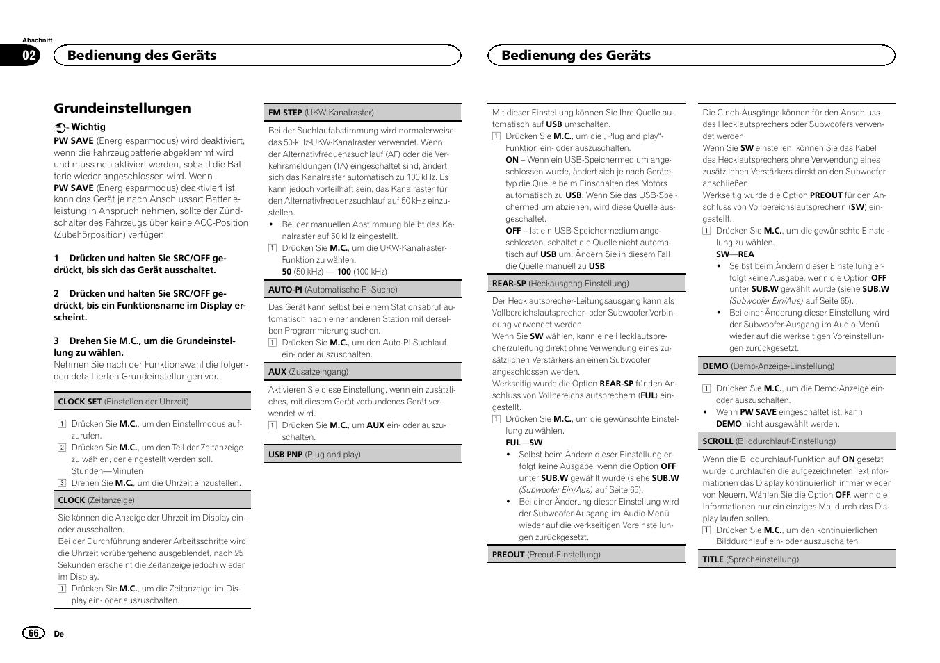 1400ub Manual