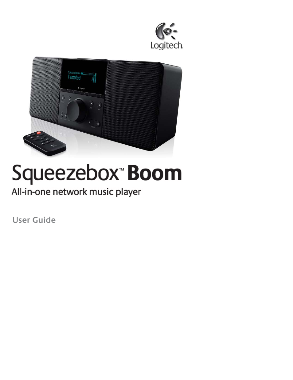 logitech squeezebox boom user manual 44 pages rh manualsdir com Squeezebox Instrument Squeezebox Instrument