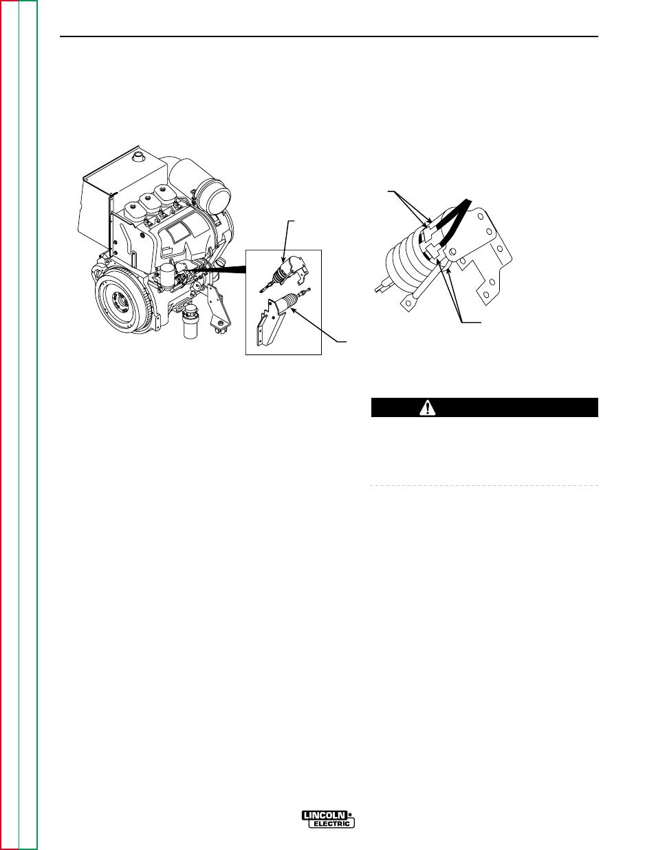 Troubleshooting & repair, Shutdown solenoid test (continued