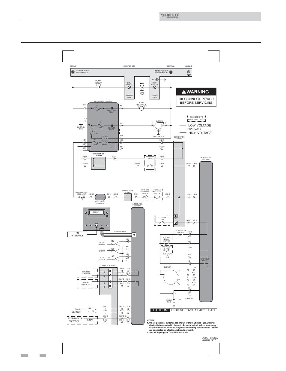 Diagrams  Installation  U0026 Service Manual  Figure 14