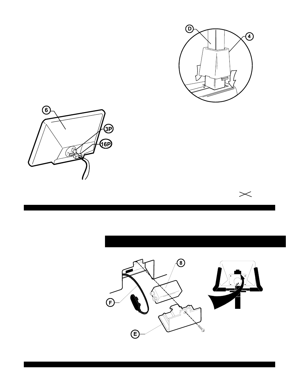 Life Fitness Exercise Bike Lifecycle 8500 User Manual Page 6 7 3 Pin Wire Harness