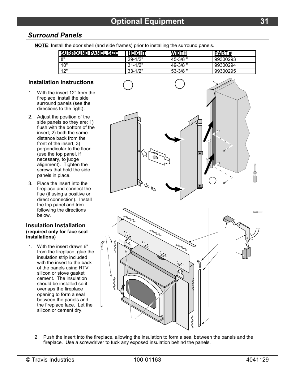 How To Install A Panel Manual Guide