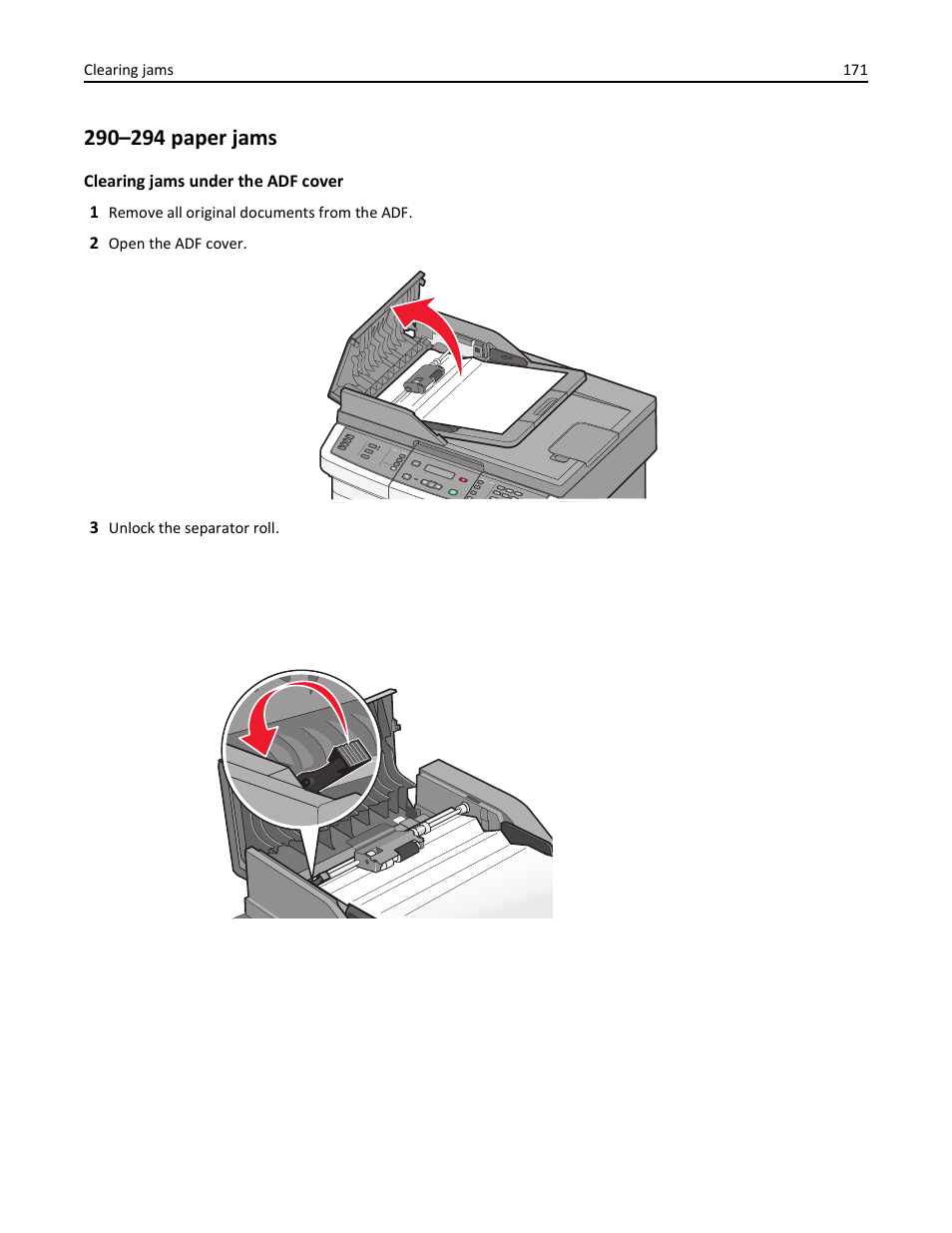 Lexmark X364dn Инструкция