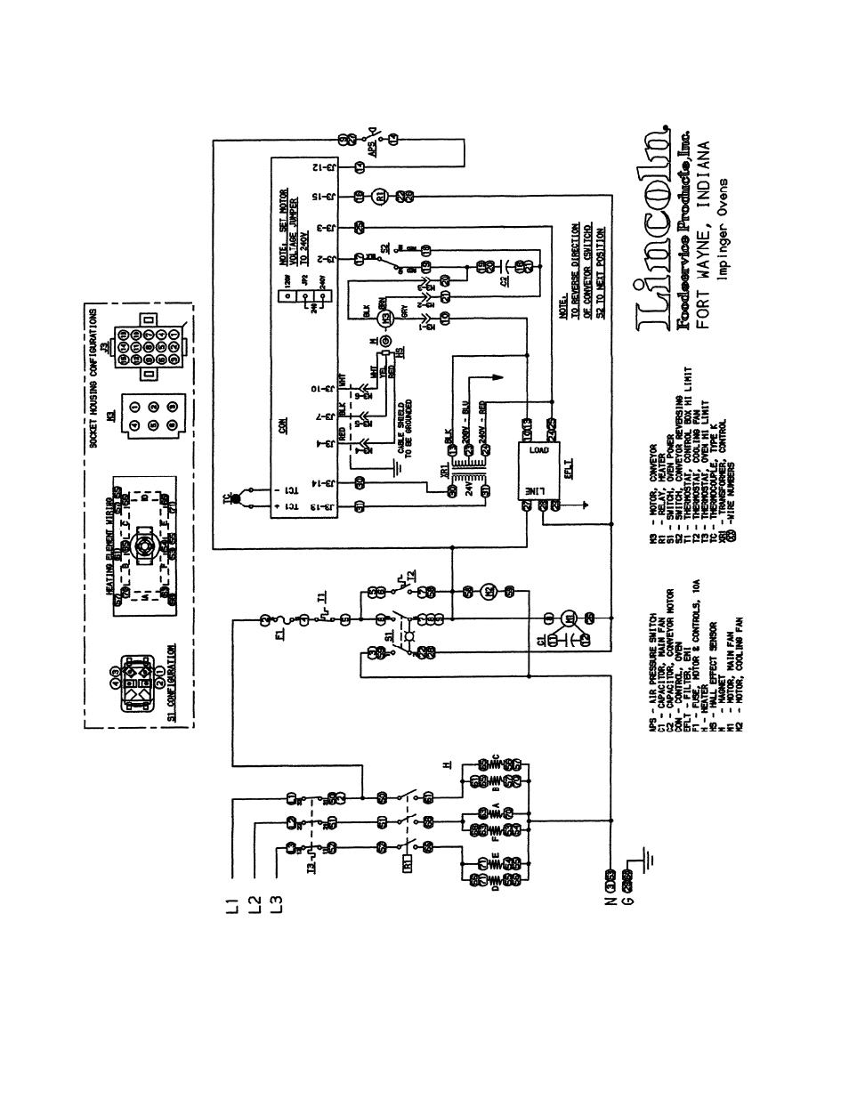lincoln impinger wiring diagram wiring diagram electrical lincoln impinger pizza oven wiring diagram lincoln impinger wiring diagram #5