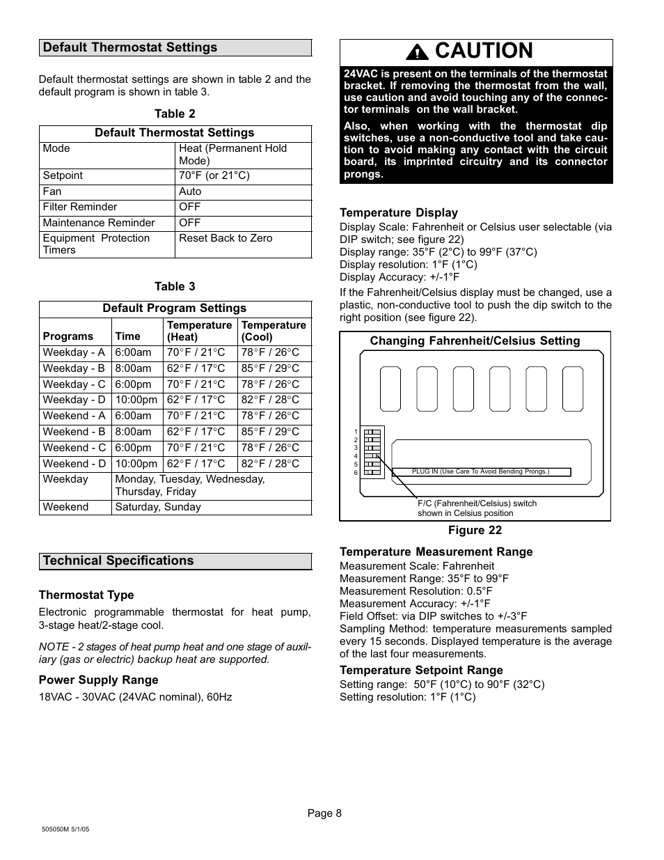 caution lennox international inc 51m37 user manual page 8 54 rh manualsdir com lennox yt1ff user manual lennox yt1ff user manual