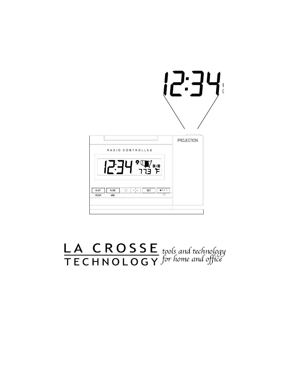 la crosse technology wt 5720 user manual 18 pages rh manualsdir com la crosse technology weather station user manual La Crosse Weather Station Manual