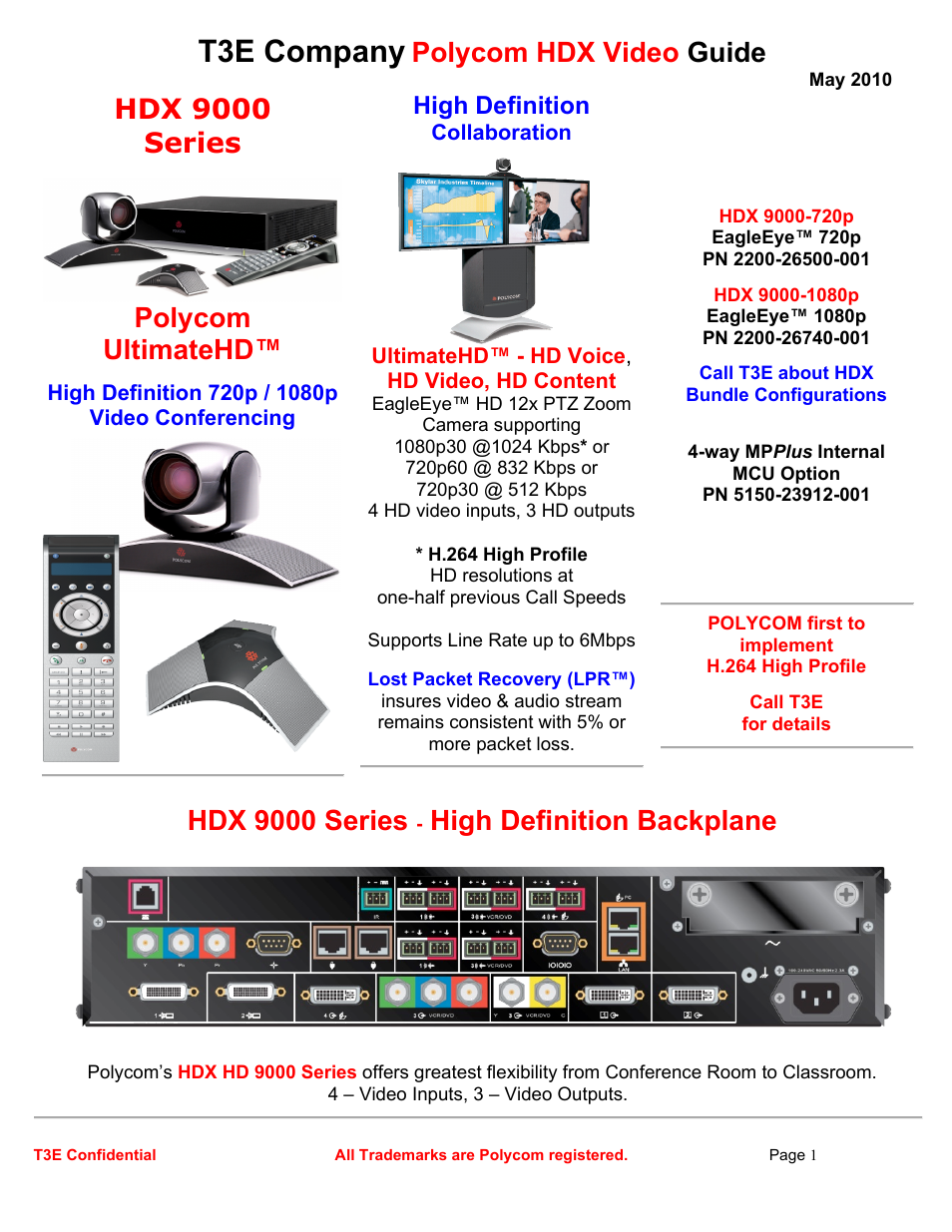 polycom ultimate hd hdx 9000 user manual 5 pages rh manualsdir com polycom hdx 9000 user manual Polycom HDX 9000 Specs