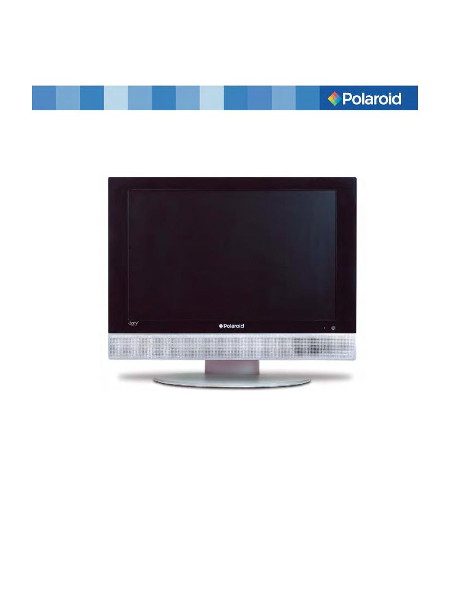 polaroid fxm 1911c user manual 43 pages rh manualsdir com polaroid dvd tv combo troubleshooting Polaroid DVD Repair