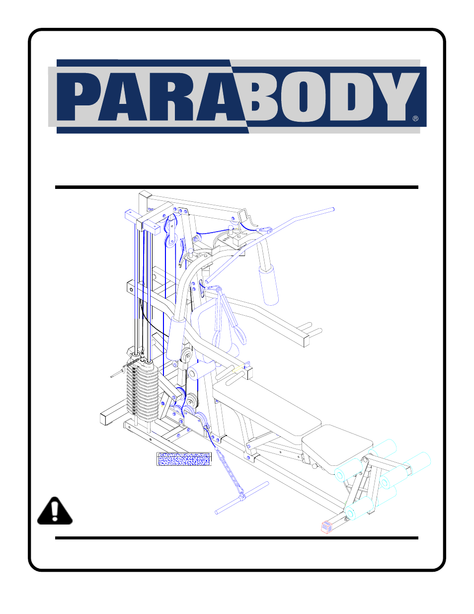 Parabody 440 User Manual