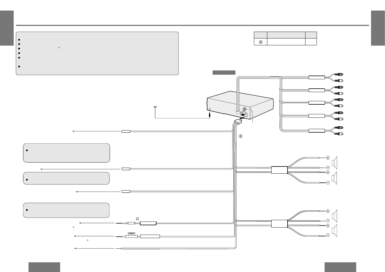 Electrical Connections  Wiring Diagram