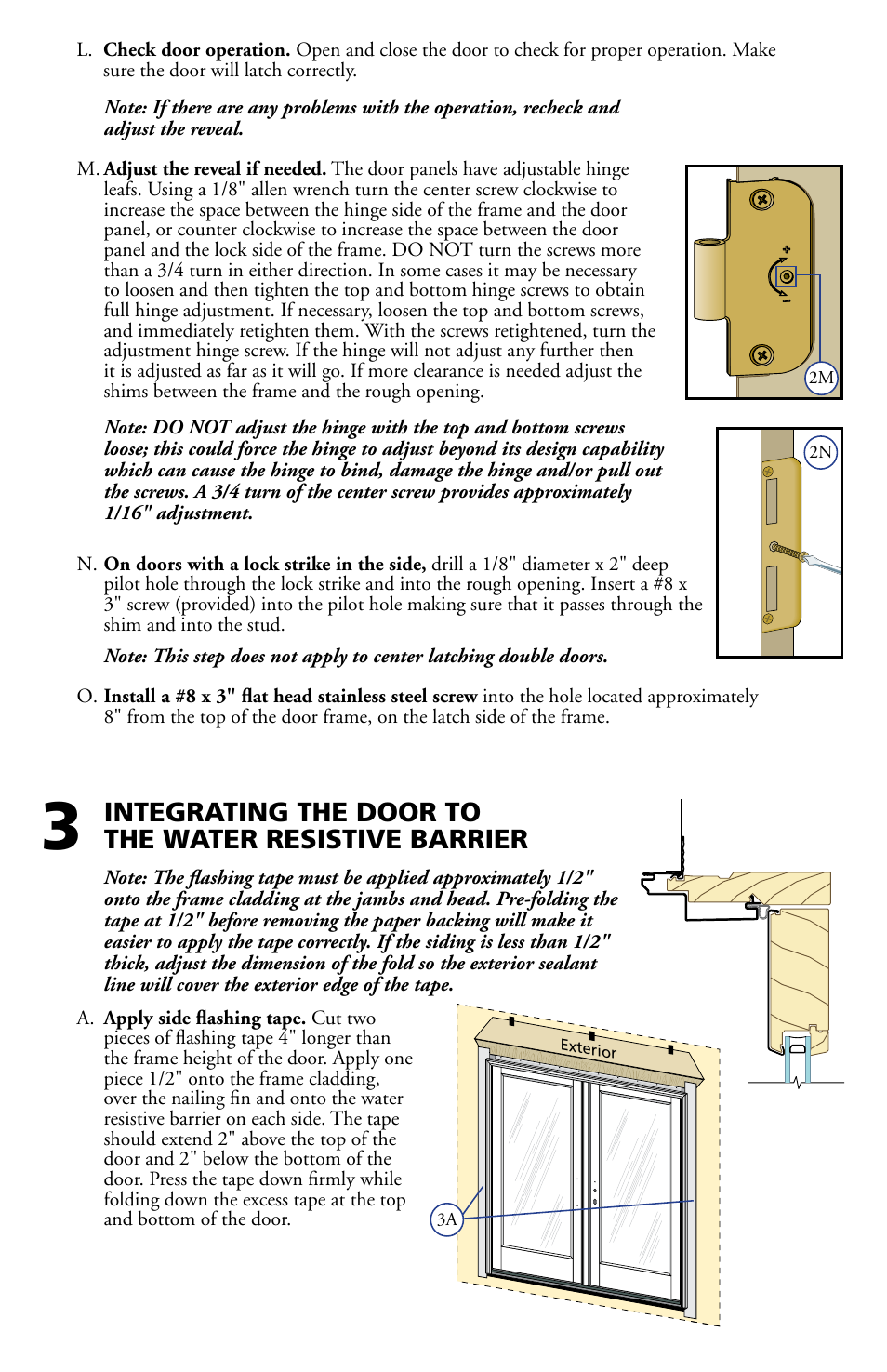 Pella clad hinged patio door with adjustable hinges 80jj0103 user pella clad hinged patio door with adjustable hinges 80jj0103 user manual page 5 8 planetlyrics Gallery