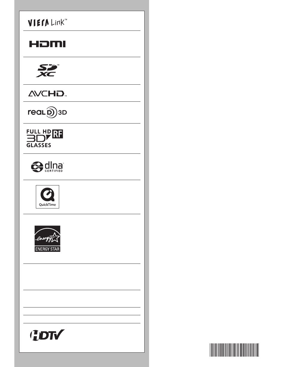 Panasonic Viera Tc P60st50 User Manual Page 3 28 border=