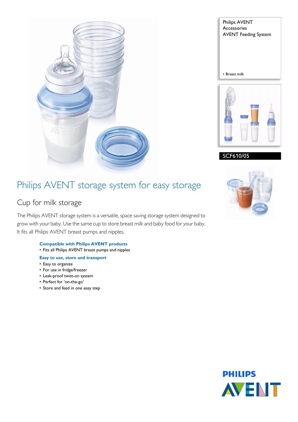 philips avent via manual breast pump