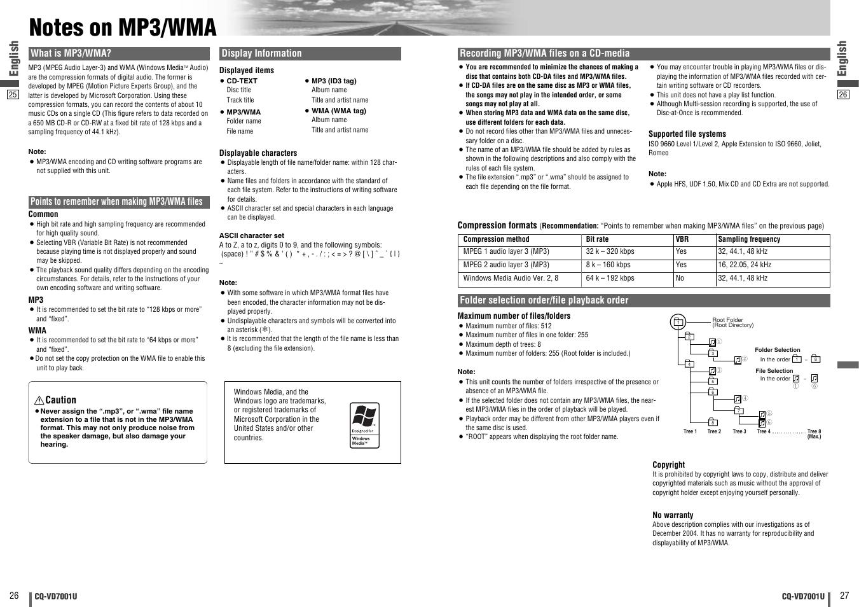 Panasonic Cq Vd7001U Wiring Diagram from www.manualsdir.com