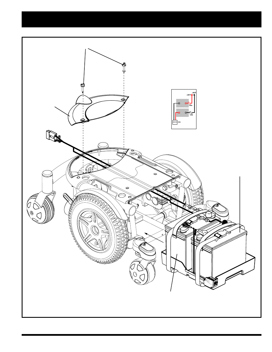 Jazzy power chair wiring diagram | manual e-books.