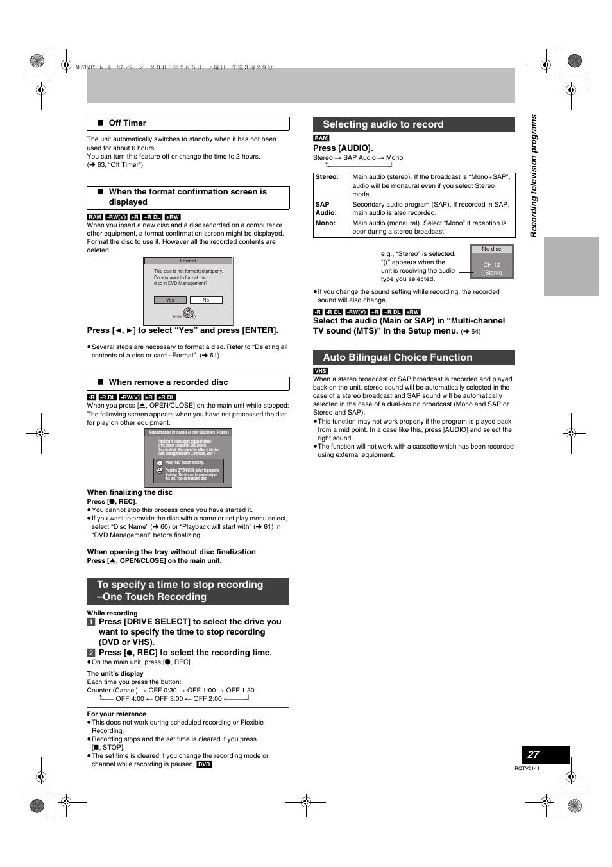 Panasonic dmr es45v es46v es45vp es46vp service manual.