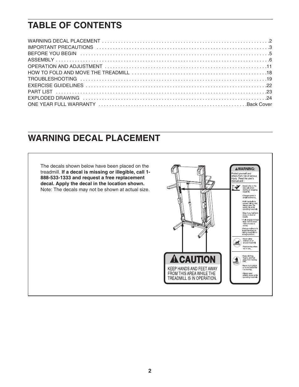 Proform Xp 615 831247453 User Manual Page 2 28 Treadmill Wiring Diagram
