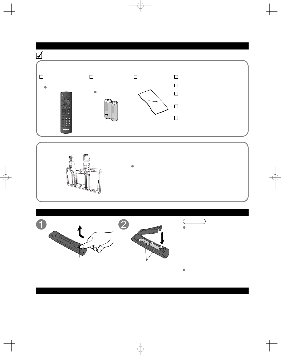 quick start guide accessories optional accessory panasonic rh manualsdir com User Guide Template User Guide Template