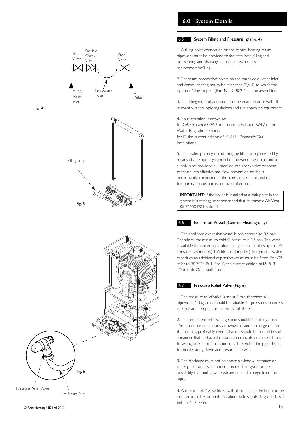 0 system details baxi potterton promax combi he plus a range g c rh manualsdir com potterton promax ultra user guide potterton promax sl range user guide