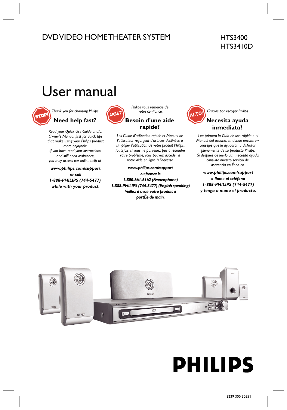 philips hts3400 user manual 40 pages also for hts3410d 37b dvd rh manualsdir com Philips User Guides Philips User Guides Speaker Bt7900