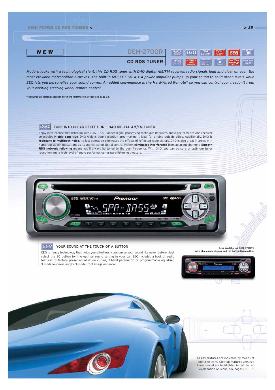 [FPER_4992]  B8A0 Pioneer Car Cd Player Manuals | Wiring Library | Wiring Diagram Pioneer Deh 6100 Installation |  | Wiring Library