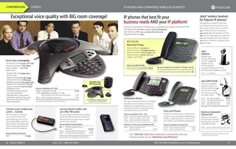 polycom soundstation vtx 1000 user manual 9 pages