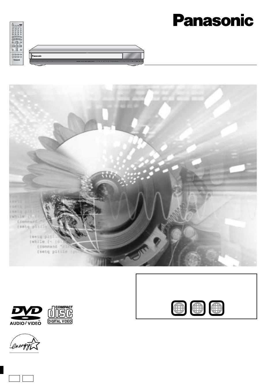 panasonic dvd player instructions