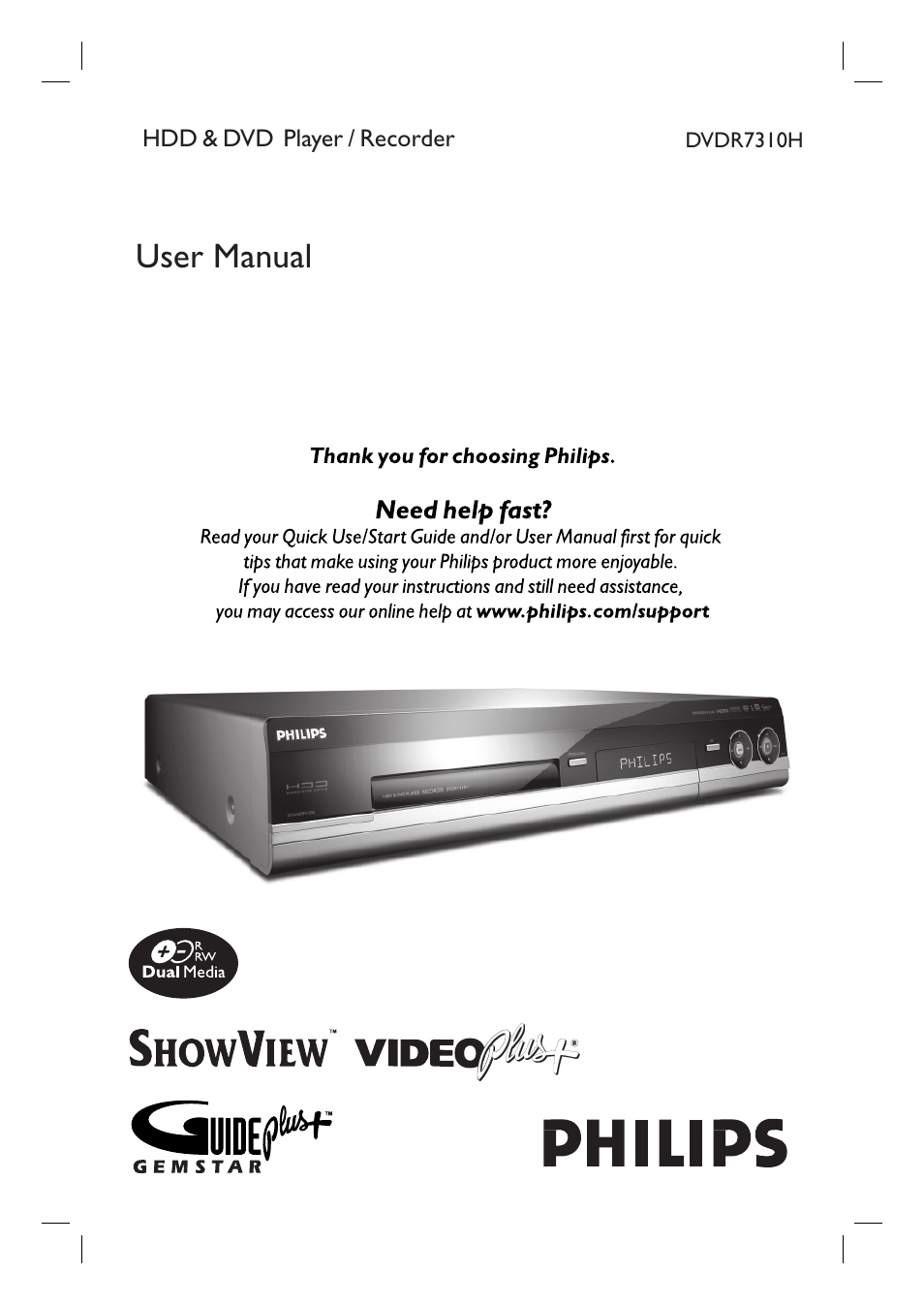 philips dvdr7310h user manual 98 pages rh manualsdir com philips dvdr3475 user manual philips dvdr3475 user manual