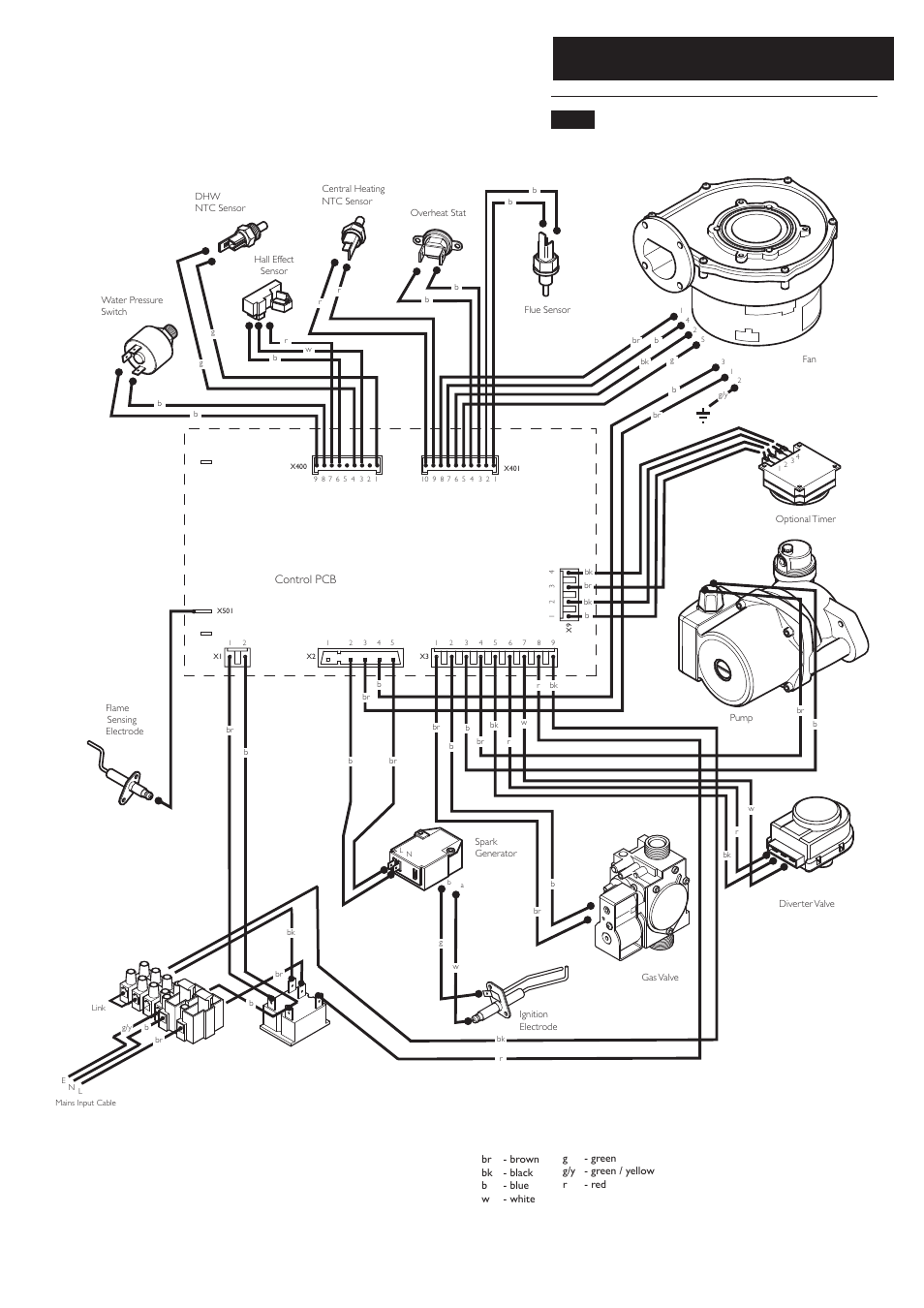0 electrical 1 illustrated wiring diagram control pcb baxi 0 electrical 1 illustrated wiring diagram control pcb baxi potterton heatmax combi he asfbconference2016 Images