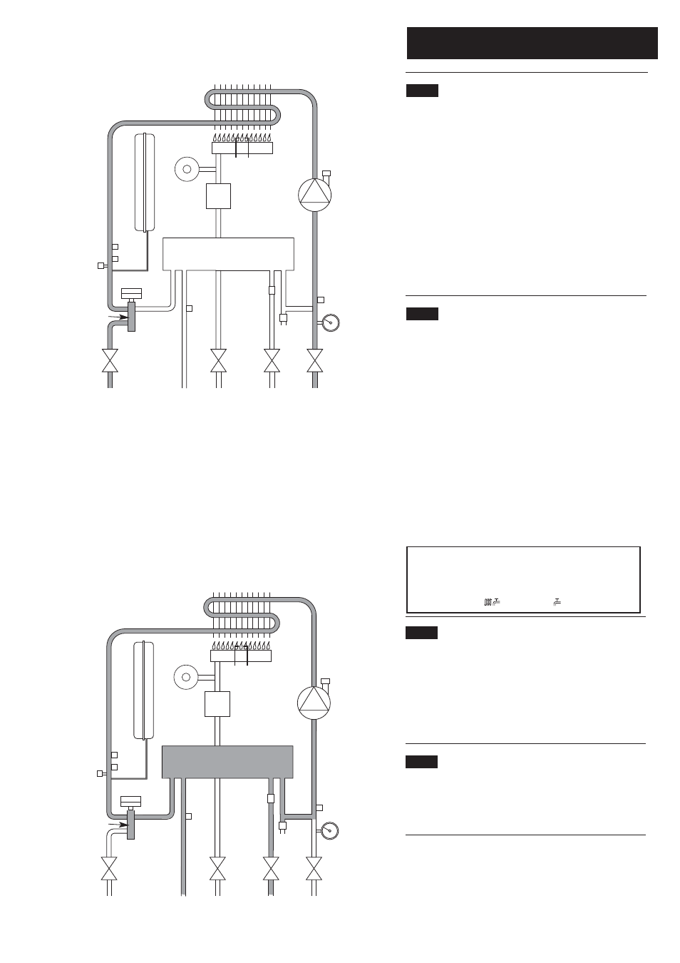 0 Appliance Operation Baxi Potterton Heatmax Combi He Condensing Fan Speed Over Ride Switch Combination Boiler User Manual Page