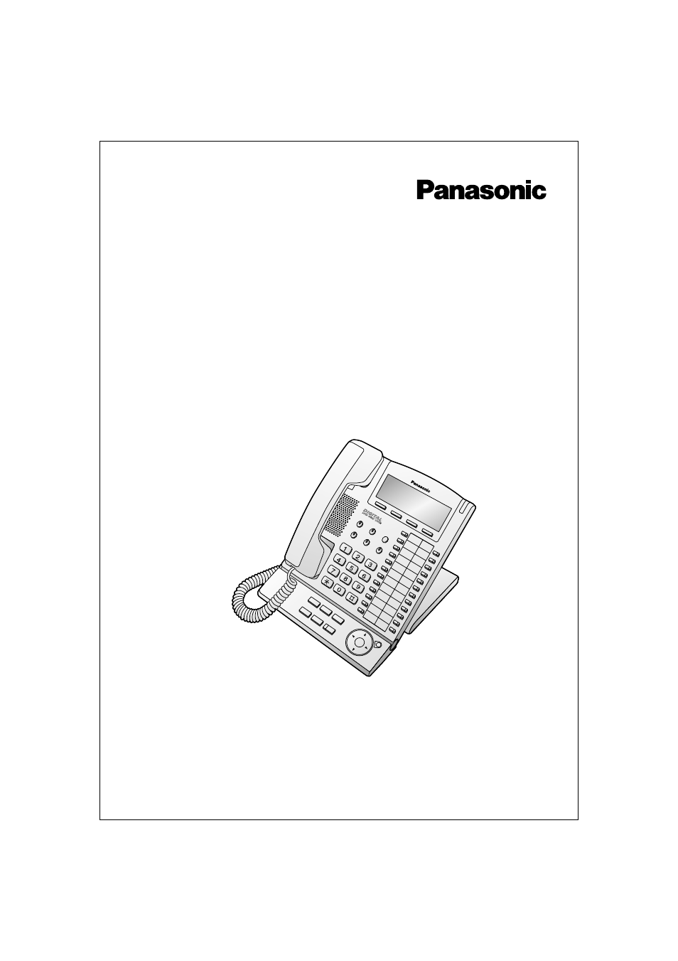 panasonic kx t7633 user manual 25 pages also for kx t7625 rh manualsdir com Panasonic TV Manual Panasonic Owner's Manual