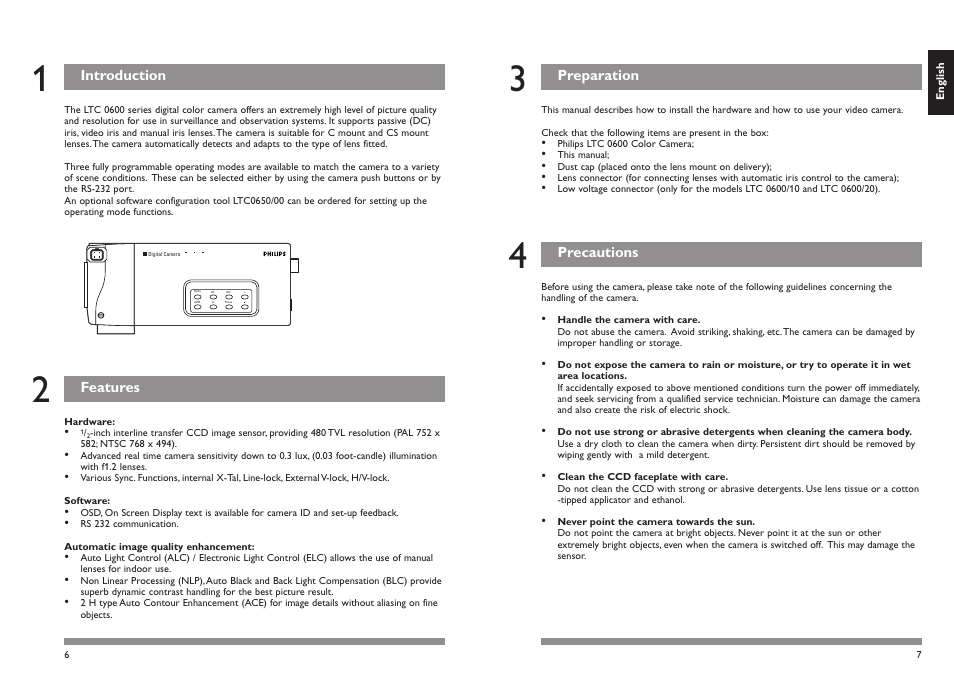 philips ltc0600 user manual page 5 11 original mode rh manualsdir com Contour Mounts contour camera owners manual