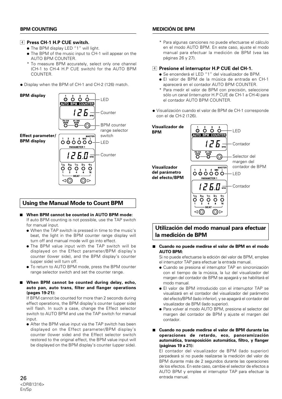 using the manual mode to count bpm de bpm pioneer djm 300 user rh manualsdir com Manual Mode in plc Clip Art Manual Mode