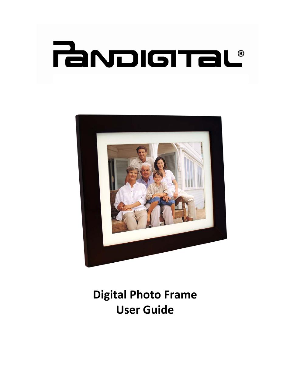 Pandigital PI1002DW User Manual   52 pages