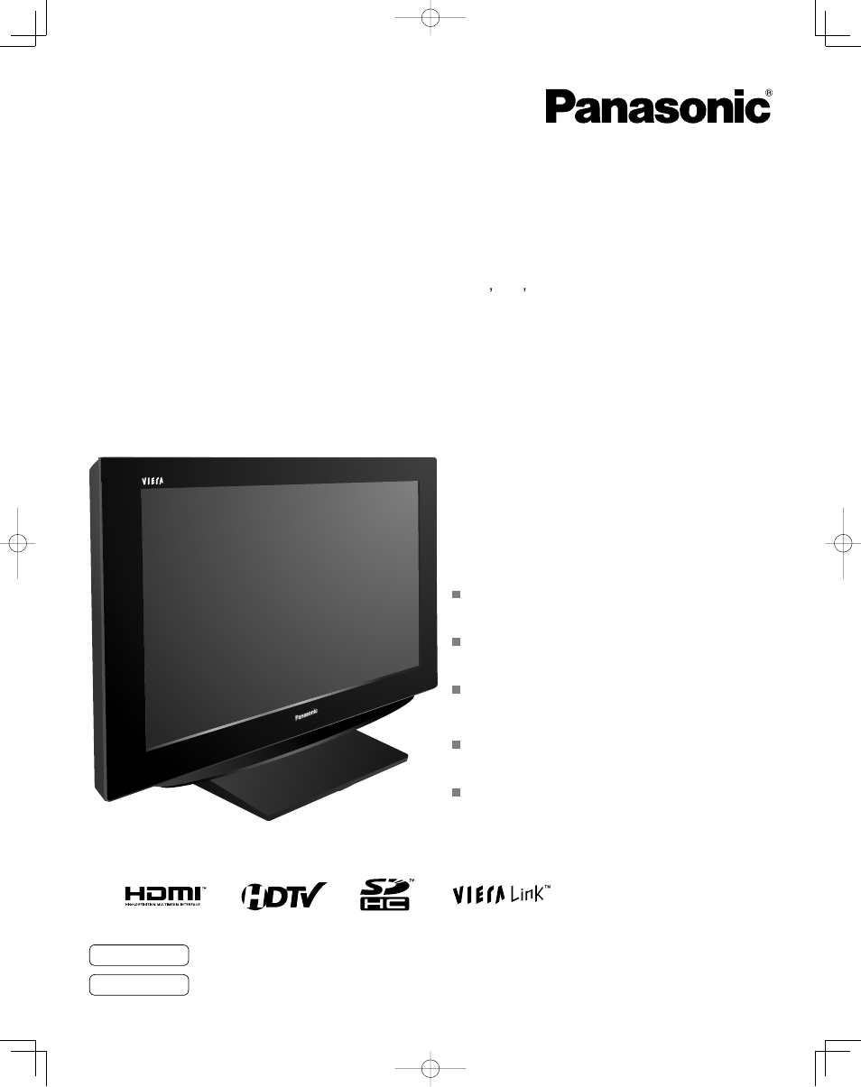 panasonic tc 32lx85 user manual 50 pages also for tc 26lx85 rh manualsdir com panasonic viera 32 manual de usuario Manual De Usuario Windows 8