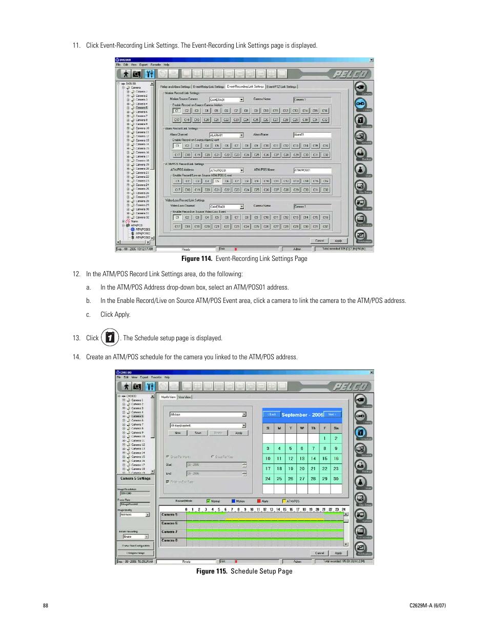 pelco dx8100 user manual page 88 92 original mode rh manualsdir com pelco dx8100 operation/programming manual pelco dx8100 operation/programming manual